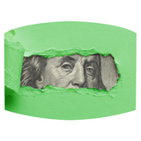 Money Design (3 styles!) - Adult & Youth  Non-Medical Face Mask (5573832835237)