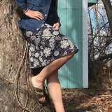a+a Exclusive A-Line Skirt - abby+anna's boutique (2035443531846)