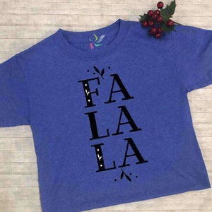 Fa La La - Youth Graphic Tee (1773314900038)