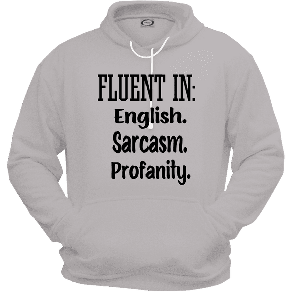 Fluent In - Graphic Hoodie - abby+anna's boutique