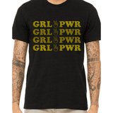Girl Power T-shirt (3928481595462)