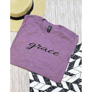 Grace. Graphic Tee - abby+anna's boutique