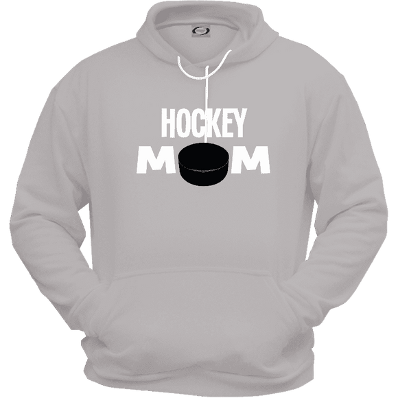 Hockey Mom - Graphic Hoodie