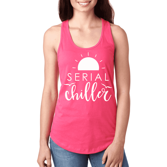 Serial Chiller - Graphic Tank - abby+anna's boutique