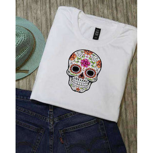 Sugar Skull Graphic Tee