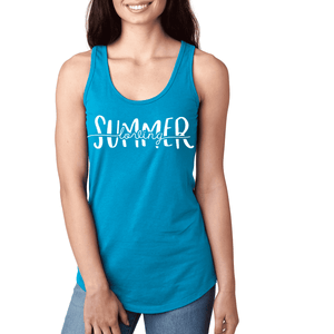 Summer Loving - Graphic Tank (3882081255494)