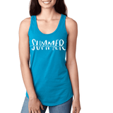 Summer Loving - Graphic Tank