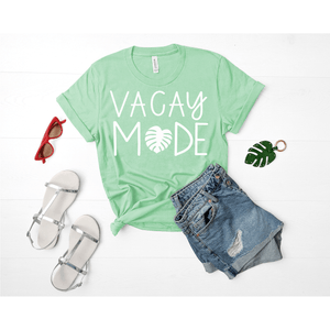 Vacay Mode  T-shirt - abby+anna's boutique