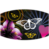 Butterfly - Adult & Youth  Non-Medical Face Mask (5573845745829)