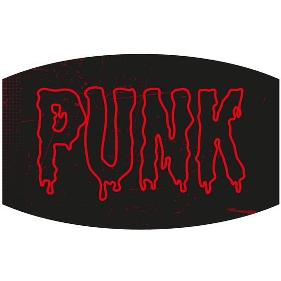 Punk - Adult & Youth  Non-Medical Face Mask (5573858885797)