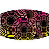 Hypnotic Design (9 styles!) - Adult & Youth  Non-Medical Face Mask - abby+anna's boutique