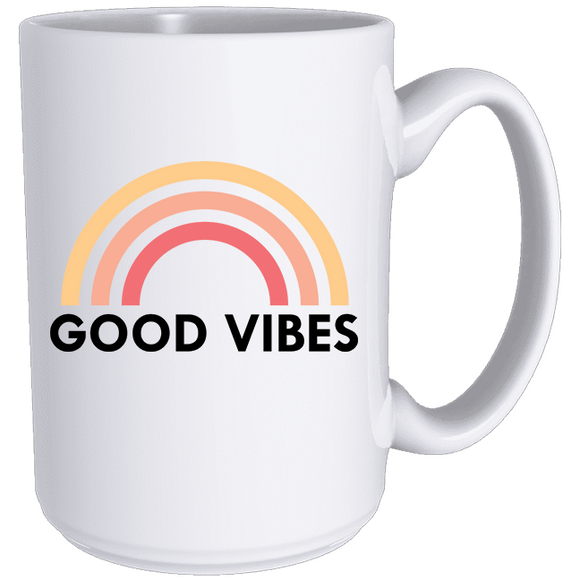 Good Vibes  - Classic Mug - abby+anna's boutique