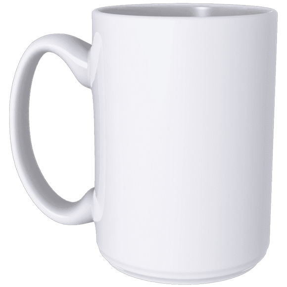15 oz. Ceramic Mug - Personalize It! (5414775292069)