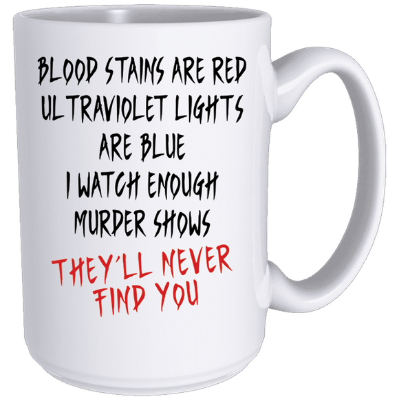 Roses are Red - Classic Mug (5440869499045)