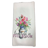 Waffle Kitchen Towel - abby+anna's boutique