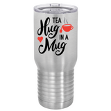 Tea, Hug in a Mug - Tumbler (4404261978184)