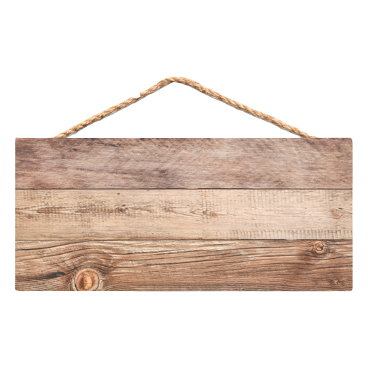 Faux Wood Wall Sign - abby+anna's boutique