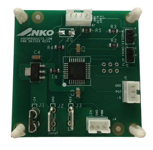 OEM Brushless Controller