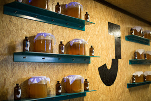 Kombucha, WTF? An interview with Adam Vanni of JARR Kombucha.