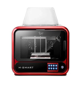Junco M-Smart Desktop 3D Printer, Built Volume 6.7''x5.9''x6.3''(170x150x160mm) WiFi Connection, Precise Printing with ABS,PLA,TPU,Flexible Filament