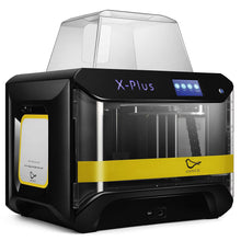 Load image into Gallery viewer, 2021 Newest JUNCO X-Plus Desktop 3D Printer, Fast Slicing, WiFi, Touch Screen, Large Built Volume with ABS, PLA, TPU, Flexible Filament 10.6''x7.9''x7.9''(270x200x200mm)