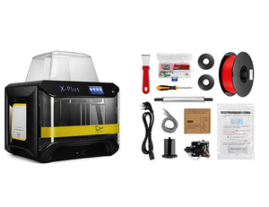 2021 Newest JUNCO X-Plus Desktop 3D Printer, Fast Slicing, WiFi, Touch Screen, Large Built Volume with ABS, PLA, TPU, Flexible Filament 10.6''x7.9''x7.9''(270x200x200mm)