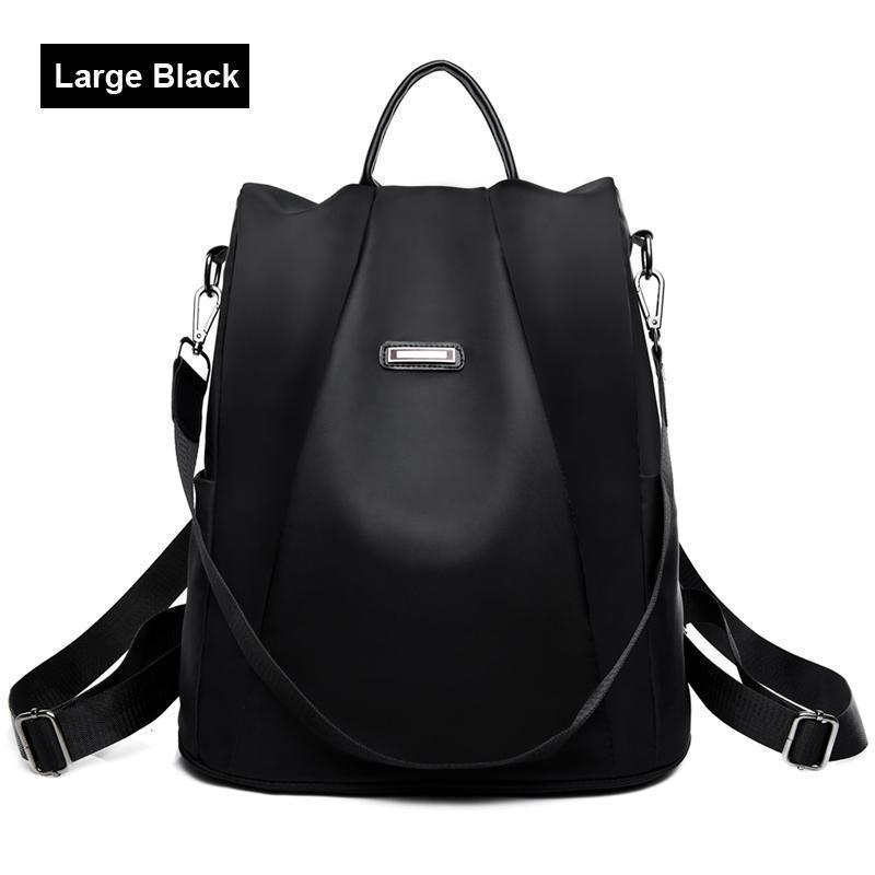 Anti-theft Women Waterproof Backpack