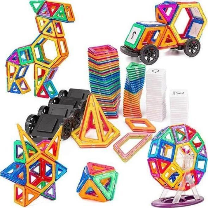 Magnetic Building Blocks Set💕50% OFF💕
