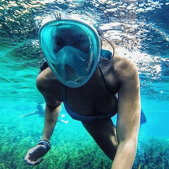 【Hot Sale Today! 】Best snorkel mask 2019