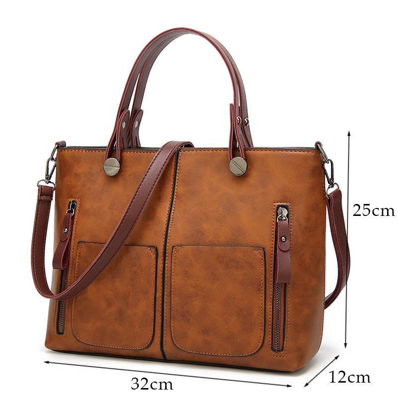 Women Vintage Shoulder Bag