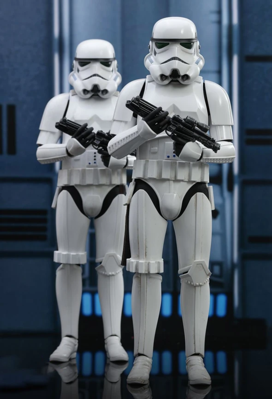 STAR WARS STORMTROOPER (DELUXE VERSION)