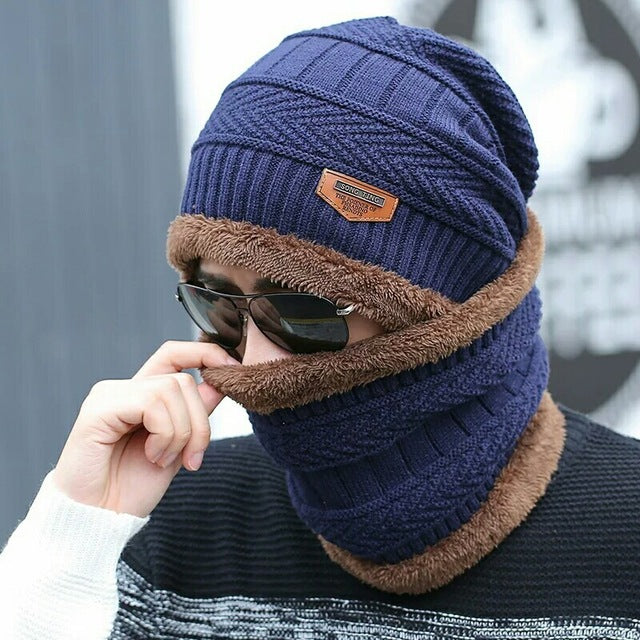 Cap and Scarf Combo
