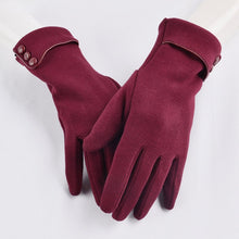 Load image into Gallery viewer, Womens Fashion Touch Screen Gloves