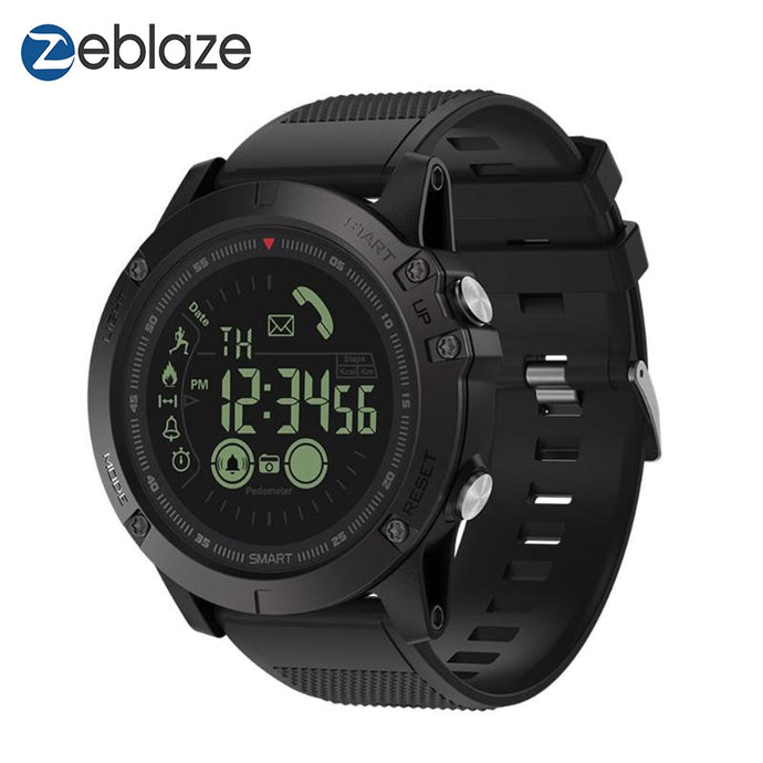 33-month Standby Time 24h All-Weather Monitoring Smart Watch For IOS And Android