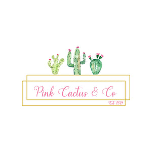 Pink Cactus & Co