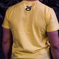 Yellow Tenacity t-shirt