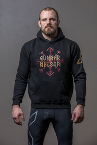 Gunnar Nelson Hoodie Special Edition 2018