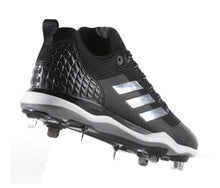 Load image into Gallery viewer, Adidas Power Alley 5 Low Metal Cleats