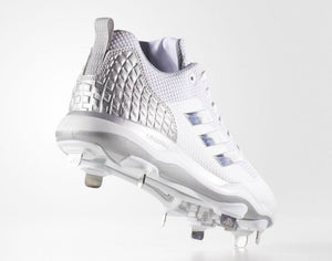 Adidas Power Alley 5 Low Metal Cleats