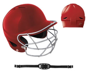 Champro Youth Batting Helmet with Facemask