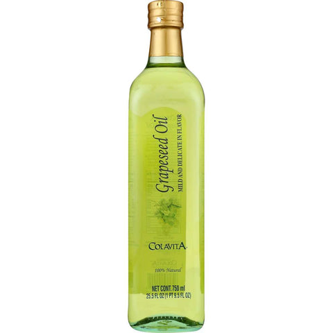 Colavita Grapeseed Oil, 25.5 Fl Oz