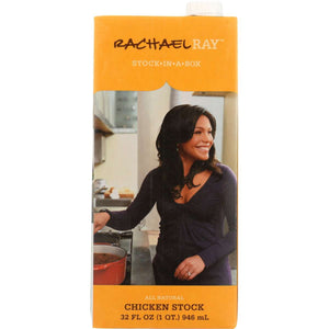 Rachael Ray Chicken Stock, 32 Fl Oz