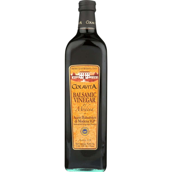 Colavita Balsamic Vinegar Of Modena Igp, 34 Fl Oz