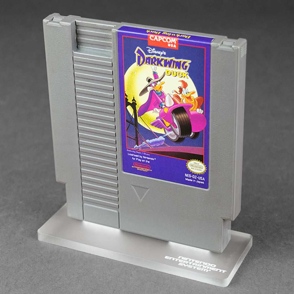 Game Cartridge Display Stand - NES