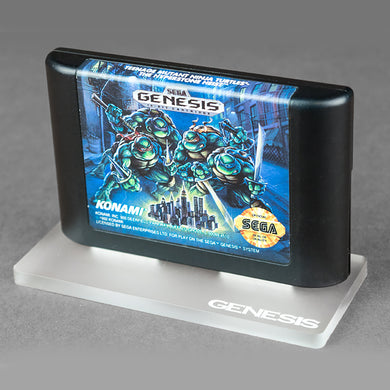 Game Cartridge Display Stand - Sega Genesis