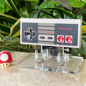 Nintendo Entertainment System NES Controller Display Stands