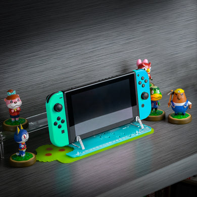 Animal Crossing New Horizons Display Stand for Nintendo Switch