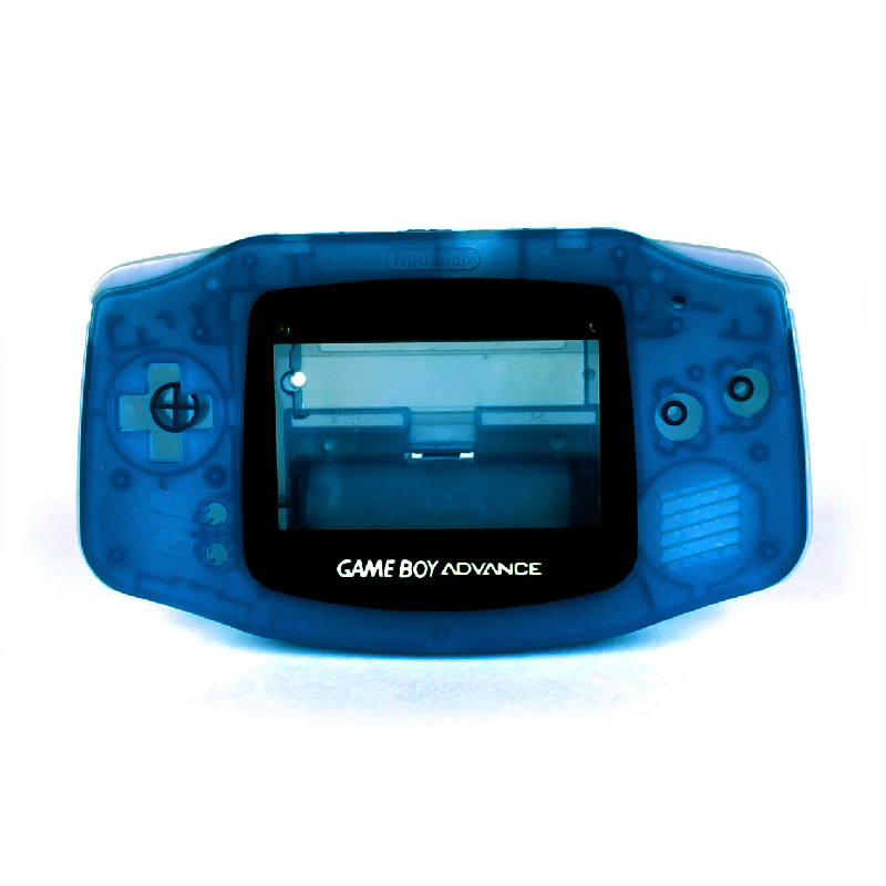 Game Boy Advance Replacement Shell - 2000 Flushes