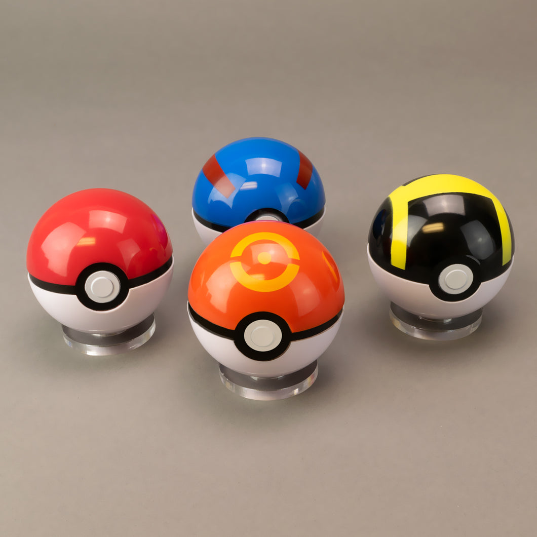 Pokeball Display Stand - Holder