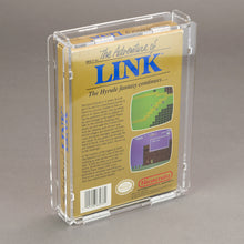 Load image into Gallery viewer, Nintendo NES Game Box - Köffin Protective Display Case